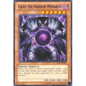 Caius the Shadow Monarch (Purple)