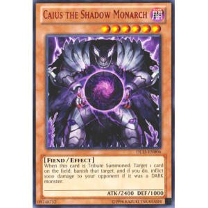 Caius the Shadow Monarch (Red)