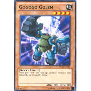Gogogo Golem (Green)