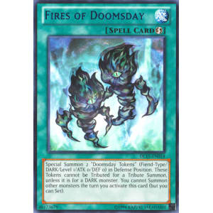 Fires of Doomsday (Blue)