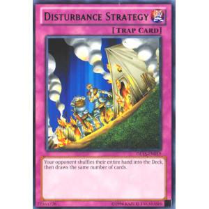 Disturbance Strategy (Green)
