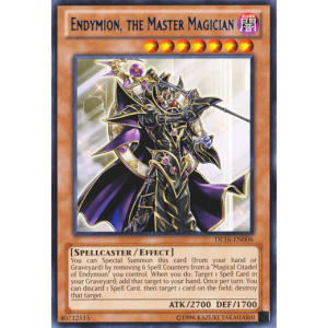 Endymion, the Master Magician (Blue)