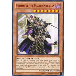 Endymion, the Master Magician (Red)