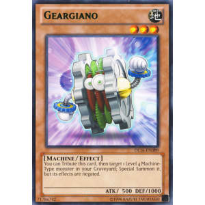 Geargiano (Green)