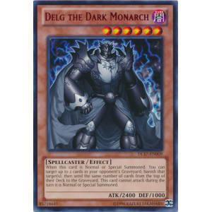 Delg the Dark Monarch (Red)