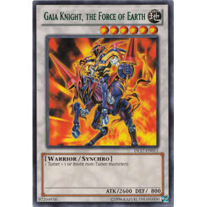 Gaia Knight, the Force of Earth (Green)
