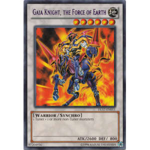 Gaia Knight, the Force of Earth (Purple)