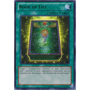Book of Life (Green)