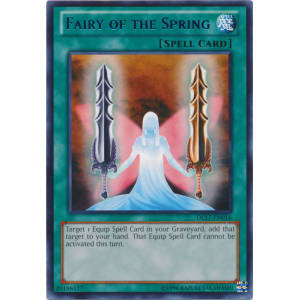 Fairy of the Spring (Blue)