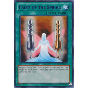Fairy of the Spring (Purple)
