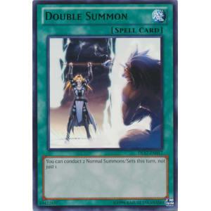 Double Summon (Green)