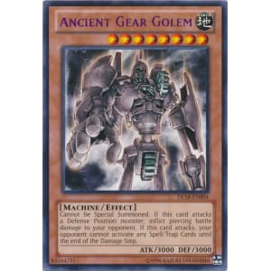 Ancient Gear Golem (Purple)