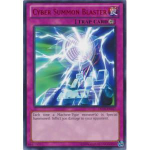 Cyber Summon Blaster (Red)