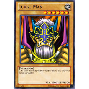Judge Man