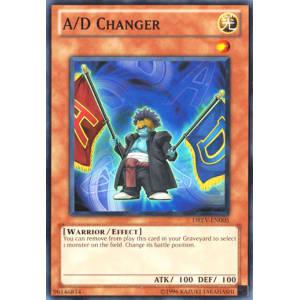 A/D Changer