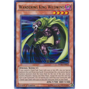 Wandering King Wildwind