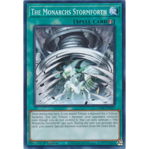The Monarchs Stormforth