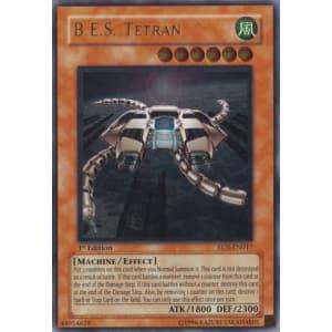 B.E.S. Tetran (Ultimate Rare)