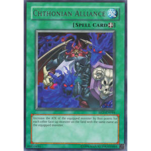 Chthonian Alliance (Rare)