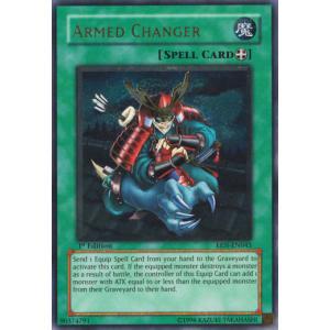 Armed Changer (Ultimate Rare)
