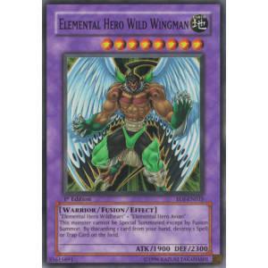 Elemental Hero Wild Wingman (Super Rare)