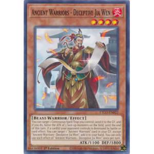 Ancient Warriors - Deceptive Jia Wen