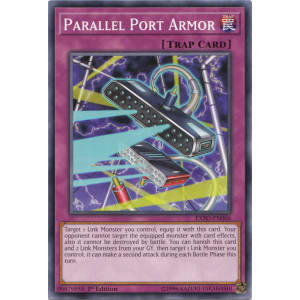 Parallel Port Armor