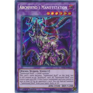 Archfiend's Manifestation