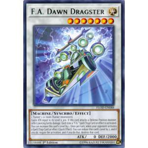 F.A. Dawn Dragster