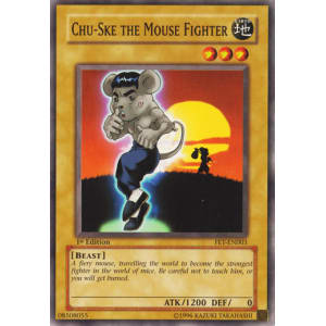 Chu-Ske The Mouse Fighter