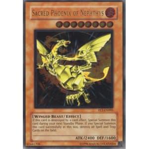 Sacred Phoenix of Nephthys (Ultimate Rare)