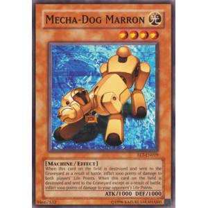 Mecha-Dog Marron