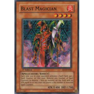 Blast Magician (Super Rare)