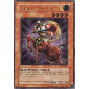 Chiron the Mage (Ultimate Rare)