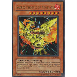 Sacred Phoenix of Nephthys (Ultra Rare)