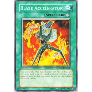 Blaze Accelerator