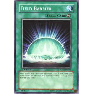Field Barrier
