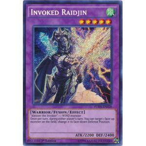 Invoked Raidjin