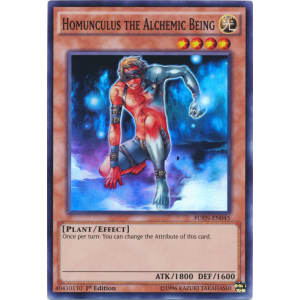 Homunculus the Alchemic Being