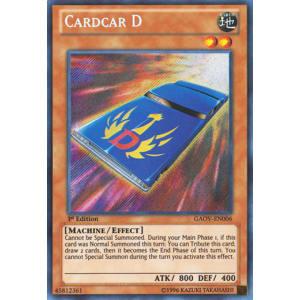 Cardcar D