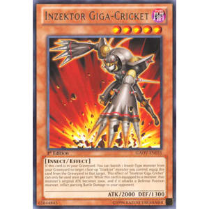 Inzektor Giga-Cricket
