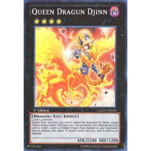 Queen Dragun Djinn