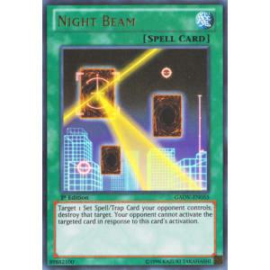 Night Beam (Ultra Rare)