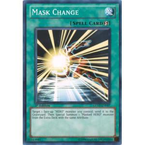 Mask Change