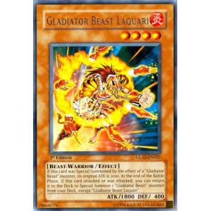 Gladiator Beast Laquari