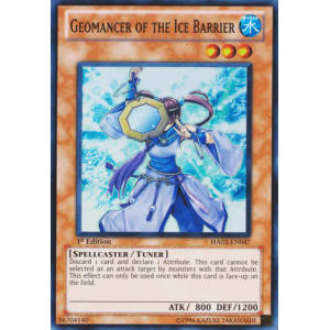 Geomancer of the Ice Barrier