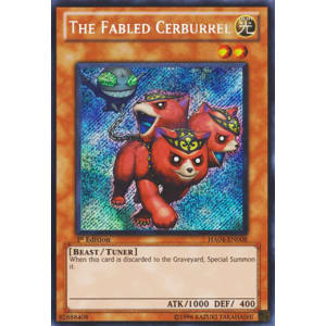 The Fabled Cerburrel