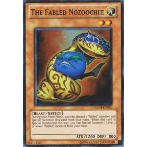 The Fabled Nozoochee