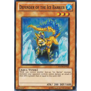 Defender of the Ice Barrier