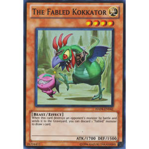 The Fabled Kokkator